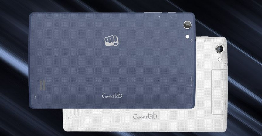 Micromax Launches 3G Voice-Call Enabled Canvas Tab P480 in India; Price, Specifications