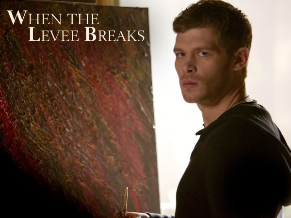 Joseph Morgan Klaus in 'The Originals'