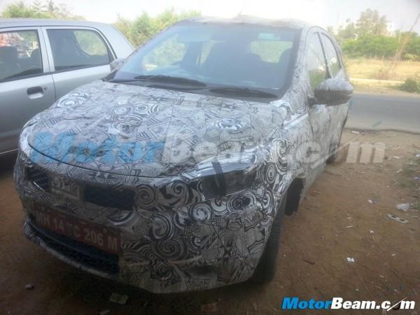 Tata Kite Hatchback to be Named Glade?