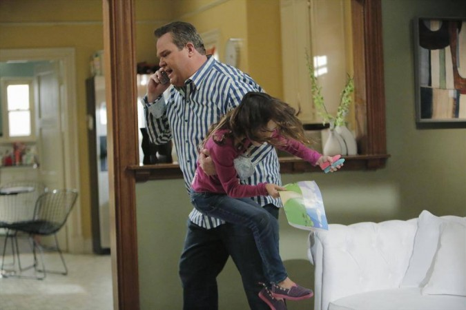 Cam and Lilly in 'Modern Family'