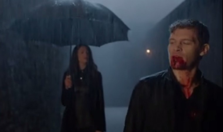 Klaus is out for blood in 'The Originals'