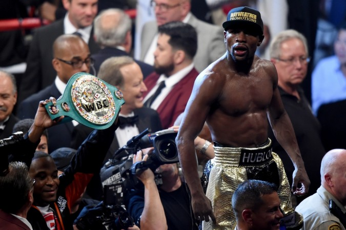 Floyd Mayweather cements legacy and announces retirement