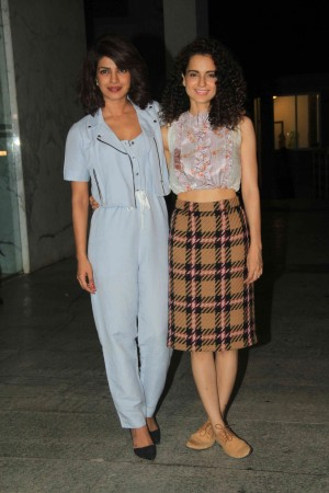Priyanka Chopra, Kangana Ranaut Celebrate National Award Win