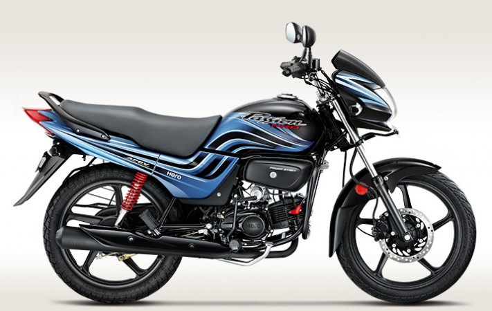 2015 Hero Passion Pro Facelift Launched in India; Price, Feature Details