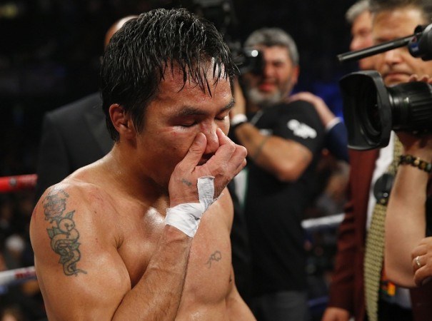Manny Pacquiao Mayweather