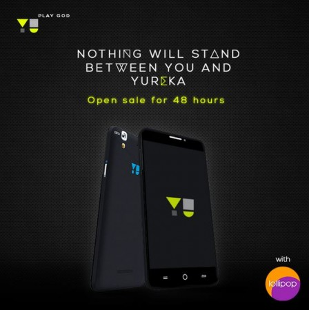 Micromax YU Yureka 48-Hour Open Sale Goes Live on Amazon India