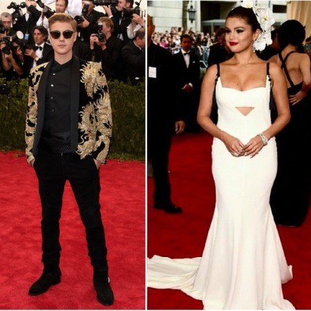 Justin bieber/Selena Gomez