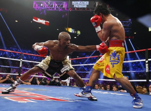 Manny Pacquiao-Floyd Mayweather