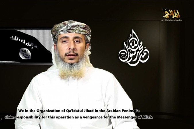 Nasser bin Ali al-Ansi, a senior leader of  Al Qaeda in Yemen had taken responsibility for the Charlie Hebdo attacks.
