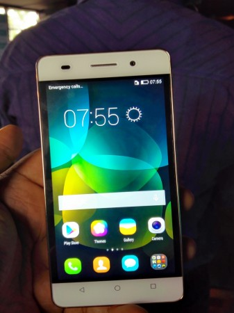 Huawei Honor 4C Front View