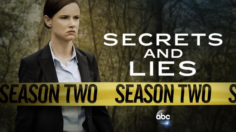 Secrets and Lies Season 2