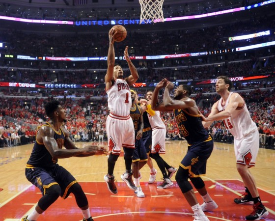 Watch NBA Playoffs Live: Chicago Bulls vs Cleveland Cavaliers Game 4 Live Streaming Information