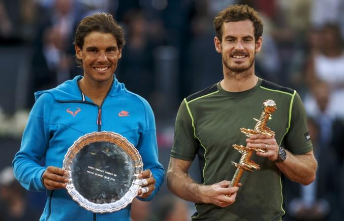 Andy Murray-Rafael Nadal