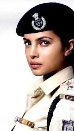 Priyanka Chopra's First Look in 'Gangaajal 2'