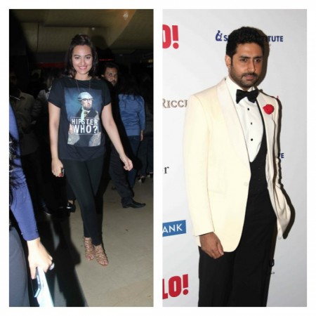 Sonakshi Sinha to do a Dance Number in Abhishek Bachchan's 'All Is Well'