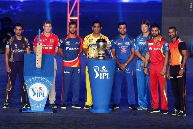 IPL 2015 Teams