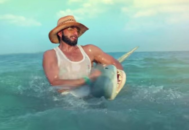 Ranveer's Singh New Shark Ad Disappoints PETA; Commercial Now to Have a Disclaimer Attached