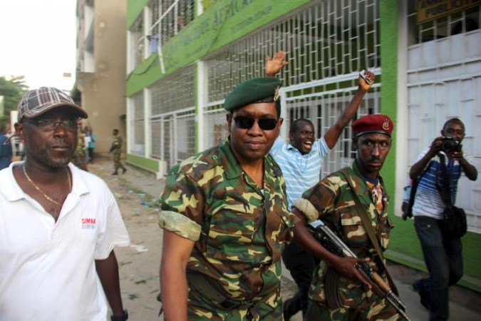 Burundi Major General Godefroid Niyombare