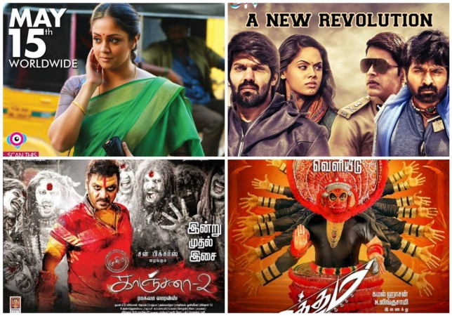 Tamil cinema overseas weekend box office collection