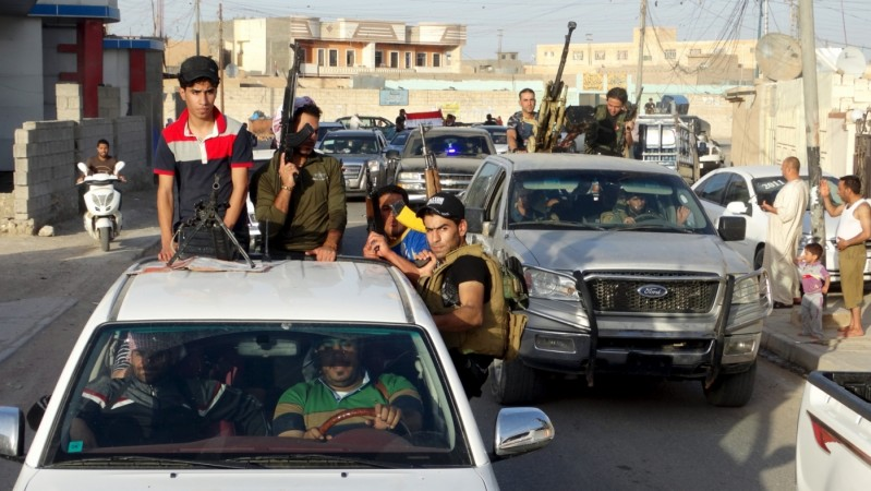 Isis takeover of Ramadi a 'significant setback'