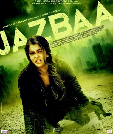 'Jazbaa' First Look Revealed: Aishwarya Rai Bachchan Looks Determined to Reach her Goal