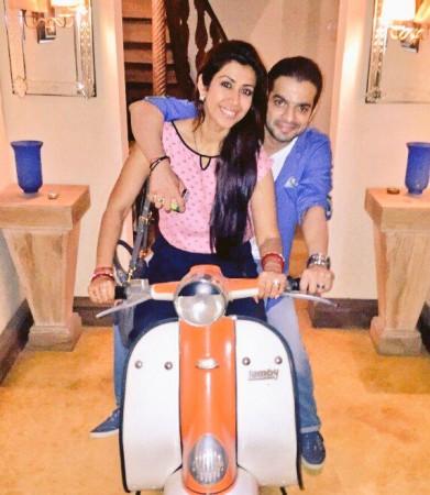 Ankita Bhargava, Karan Patel