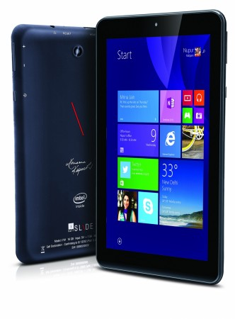 iBall launches Budget Windows Tablet Slide i701 in India