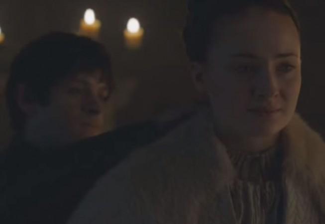 A still from Game of Throne Season 5, episode 6; Unbowed, Unbent, Unbroken