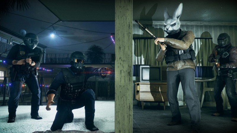Battlefield Hardline's Criminal Activity DLC