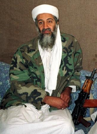 Osama Bin Laden worried about climate change