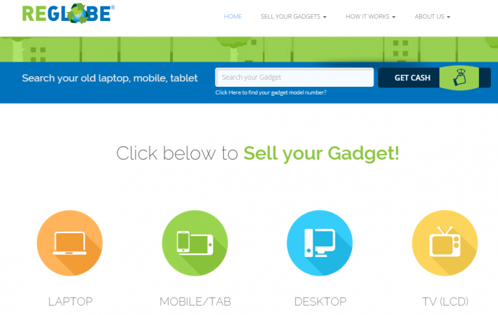 Reglobe inks exclusive deal with Amazon India for buying old gadgets