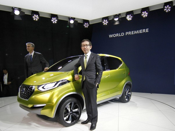 Datsun Redi-GO to Be Showcased at Auto Expo 2016