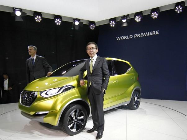 Datsun Redi-GO to Be Showcased at Auto Expo 2016