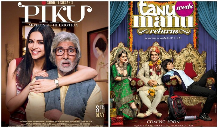 Overseas box office collection 39 tanu weds manu returns - Highest box office collection bollywood ...