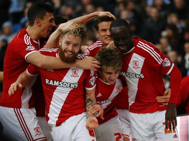 Middlesbrough vs Norwich City