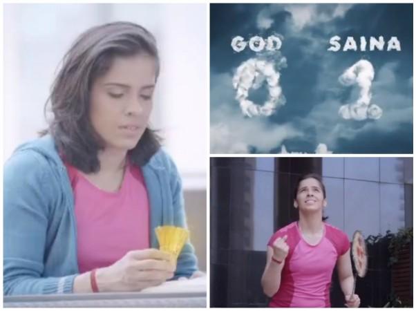 Saina Nehwal new Star Sports Ad