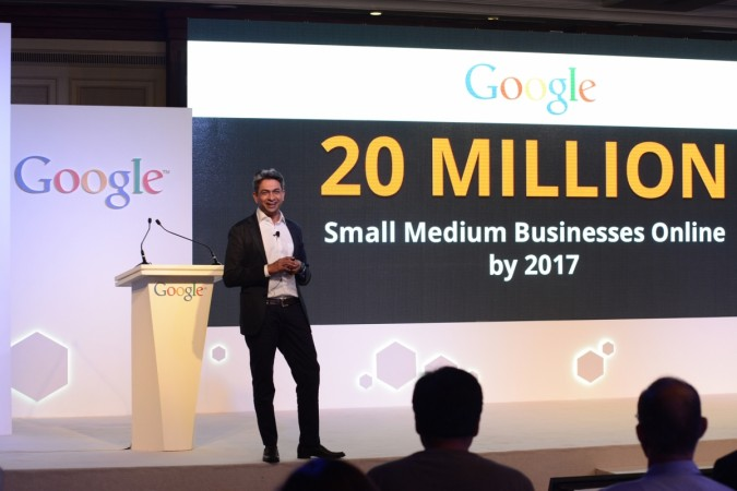 Google India to get 20 Million Indian SMEs Online by 2017