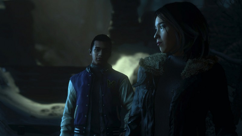 Until Dawn is a PS4 Exclusive
