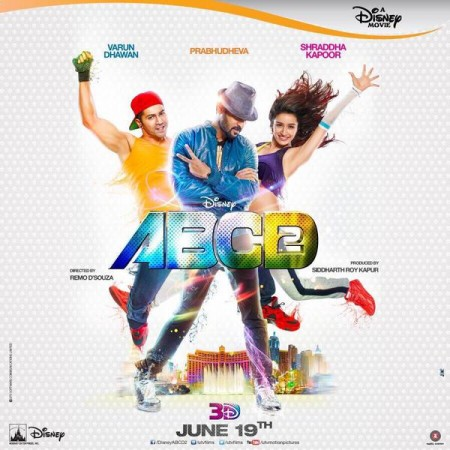 ABCD 2 Second Poster