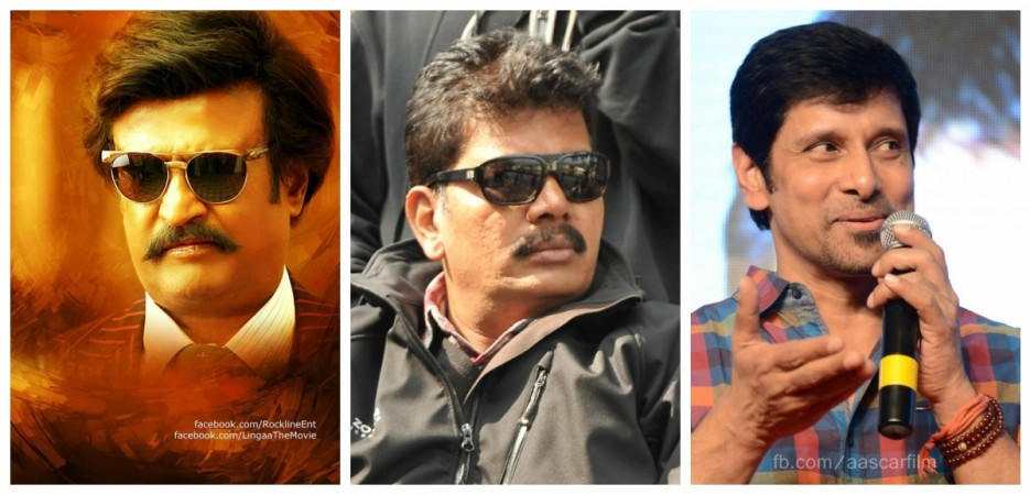 Rajinikanth, Vikram, Shankar Movie