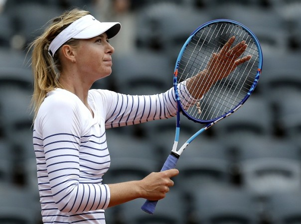Maria Sharapova French Open 2015