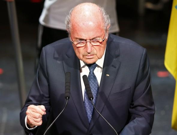 Sepp Blatter FIFA Congress