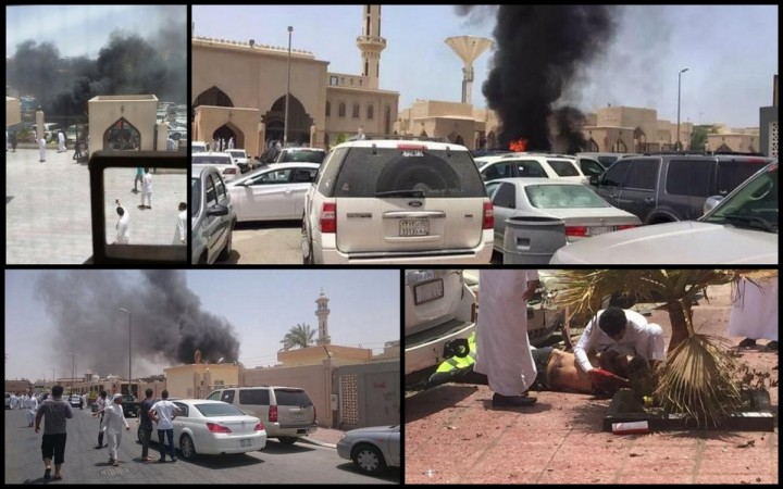 Dammam shia mosque was targeted by a suicide bomber on 29 May during Friday prayers.