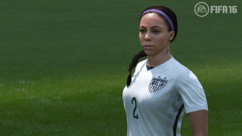FIFA 16 will feature a number of women's teams