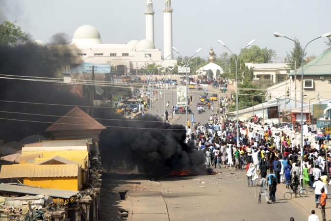 nigeria suicide blast