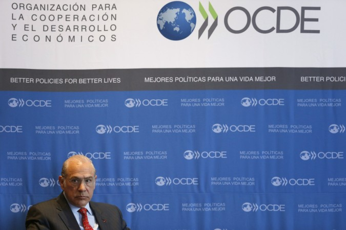 OECD Secretary-General Angel Gurria