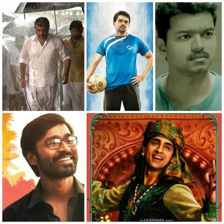 Tamil filmfare Nominations