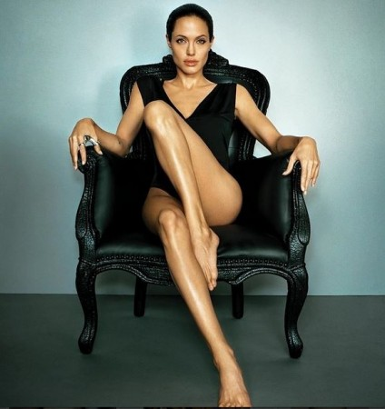 Actress Angelina Jolie Turns 40