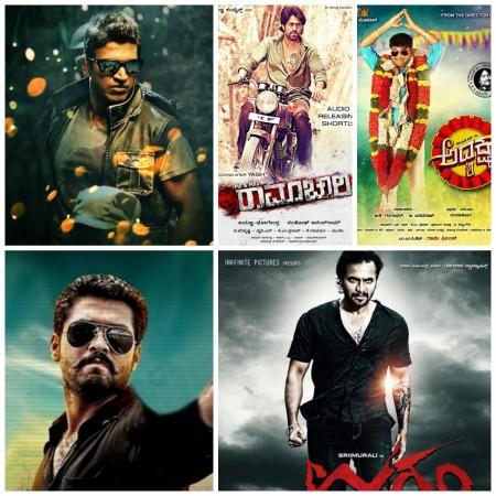 62nd Filmfare Awards South Nominations Kannada
