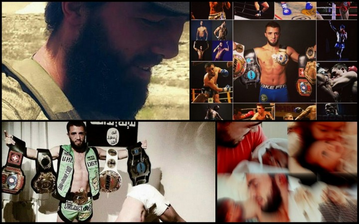 Valdet Gashi, a well-known German Thai boxer reportedly has joined Isis.
